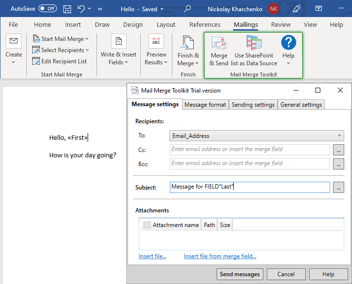 hide-recipient-in-outlook
