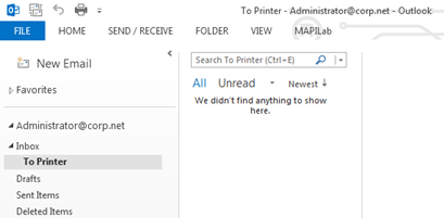 Print Tools for Outlook
