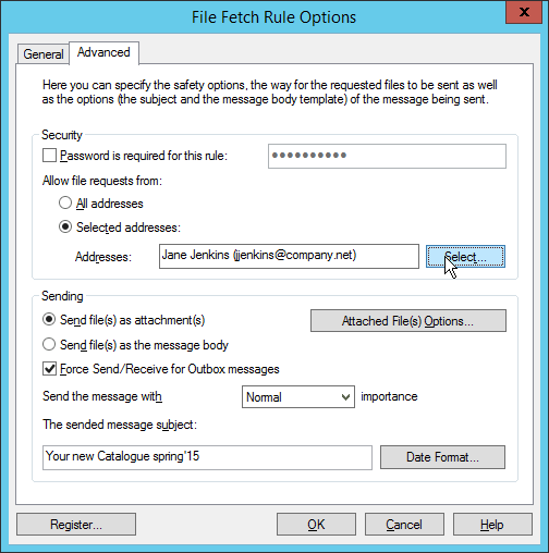 File Fetch for Outlook