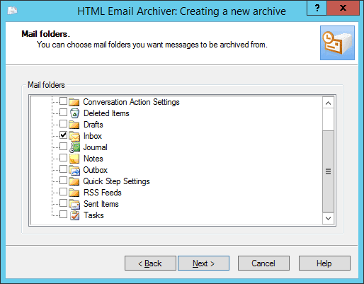 Attachment options in Outlook