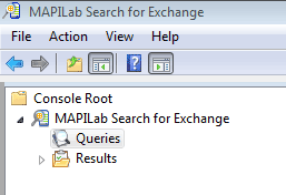 MAPILab Search console