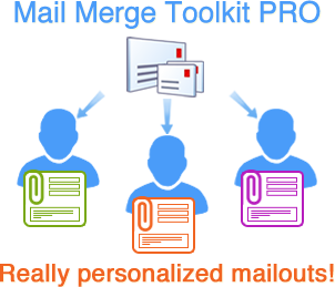 New edition of Mail Merge Toolkit for Outlook
